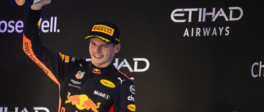Verstappen Joked About Deliberately Missing The FIA Gala In The Press Conference