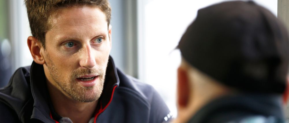 Romain Grosjean Tried To Quit Racing And Become A Chef