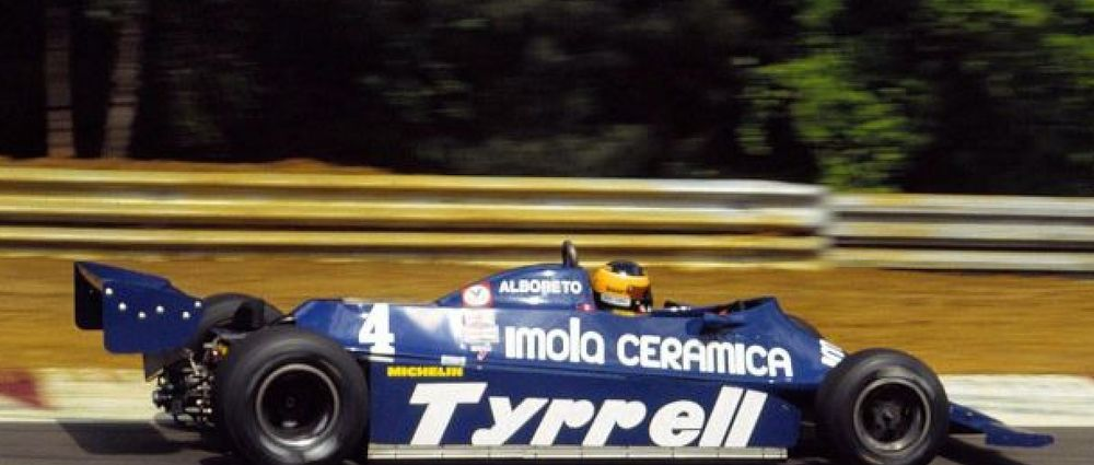 On This Day In F1 - Tyrrell's Last Grand Prix Winner Was Born