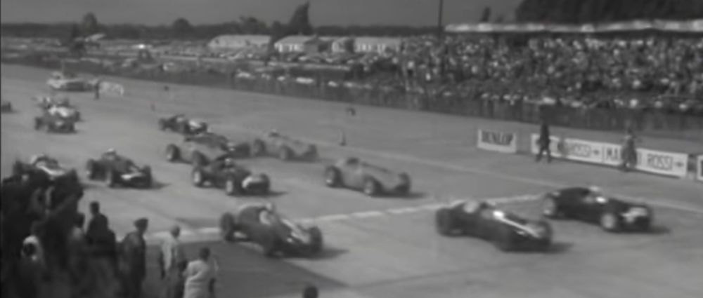 On This Day In F1 - Brabham Pushes His Car To The Title In A Very Weird US Grand Prix