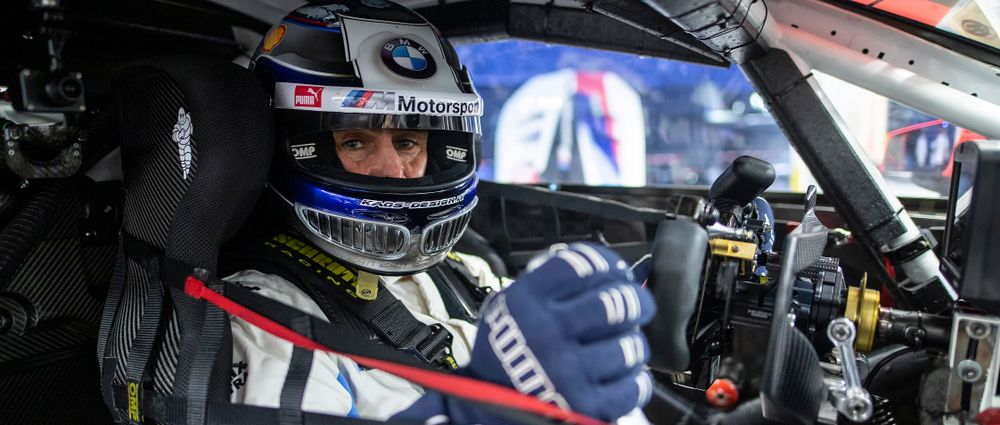 Here's How Alex Zanardi Drives Around Daytona With Hand Controls