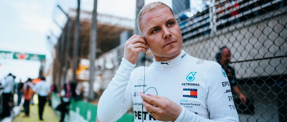 Bottas Will Make His Rally Debut In A WRC Car In Finland This Winter