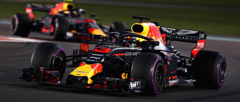 Horner Hints That Verstappen's Speed Caused Ricciardo To Join Renault