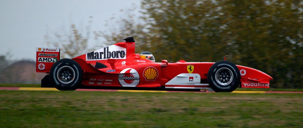 On This Day In F1 - Ferrari Had A Surprise Guest Test Driver