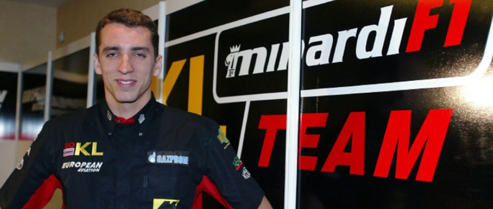 On This Day In F1 - Crowdfunding Got Justin Wilson A Seat At Minardi