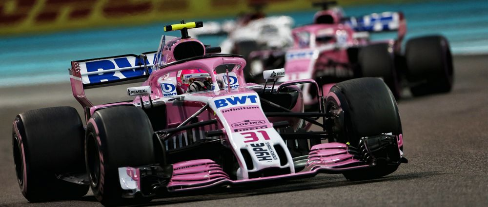 Force India Is Changing Its Name For The 2019 Season