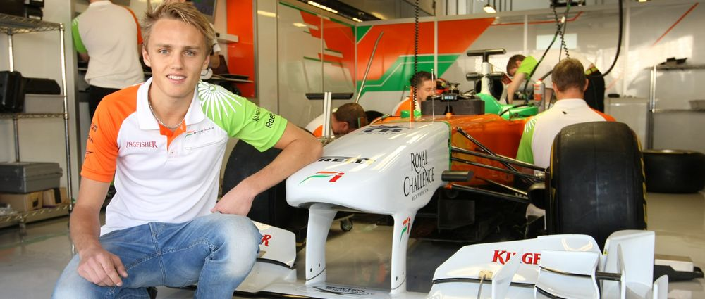 On This Day In F1 - Nothing Happened, So Here's A Gallery Of Force India Test Drivers