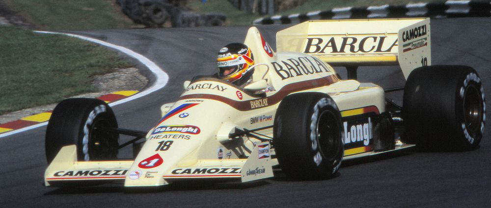 On This Day In F1 - Arrows Finally Went Into Liquidation