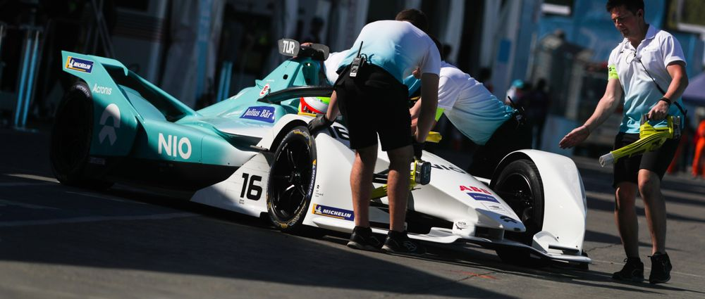 Fined For No Lanyard And 16 Other Penalties From The Santiago ePrix, Explained