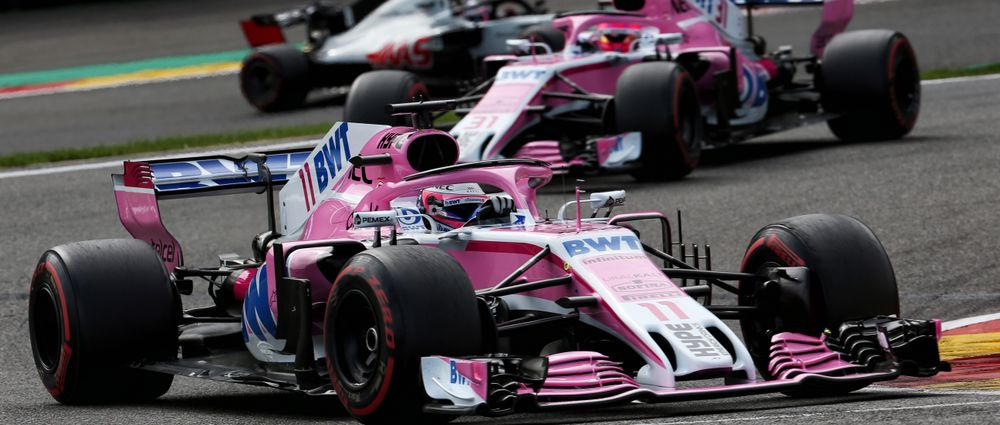 Stroll Explains Why He Decided To Buy The Team Formerly Known As Force India