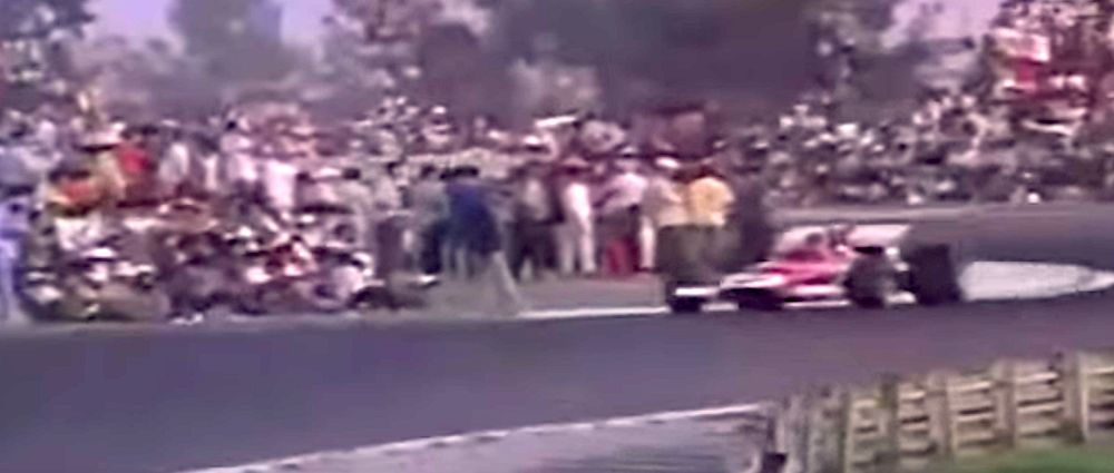 On This Day In F1 - The Mexican GP Was Dropped From The Calendar