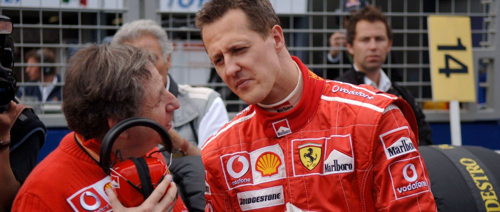 On This Day In F1 - Schumacher Dropped A Hint That He Was Considering Retirement