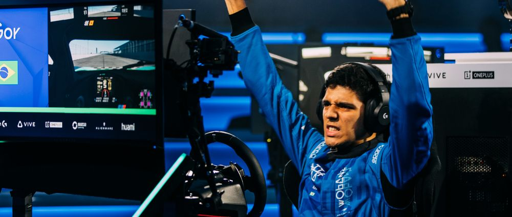 McLaren Shadow Winner Fraga Hopes Esports Can Further His Motorsport Career