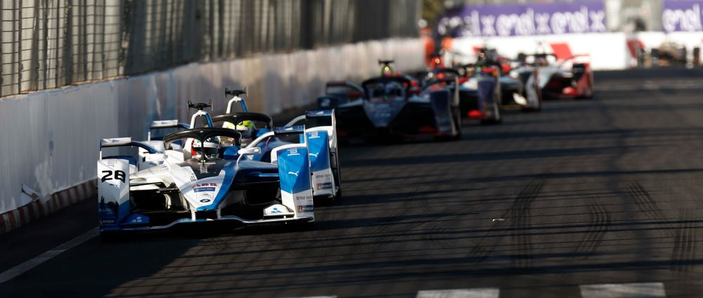 Why Formula E Drivers Can't Respect The First Rule Of Motorsport