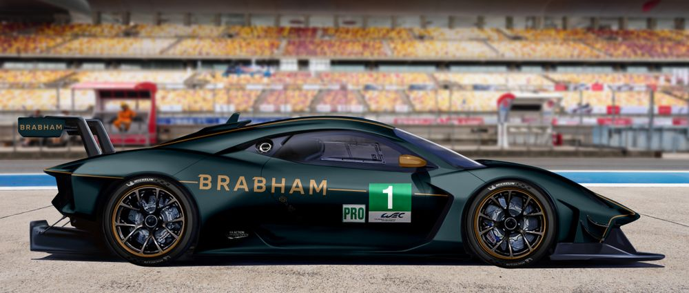 The Brabham Name Will Return To Racing With A WEC Programme