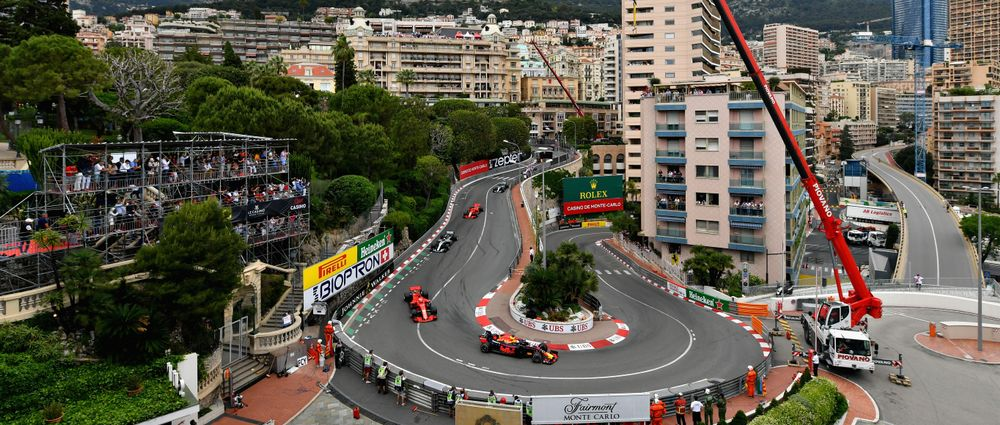 F1's Figures Reveal That Monaco Was The Most-Watched Race Of 2018