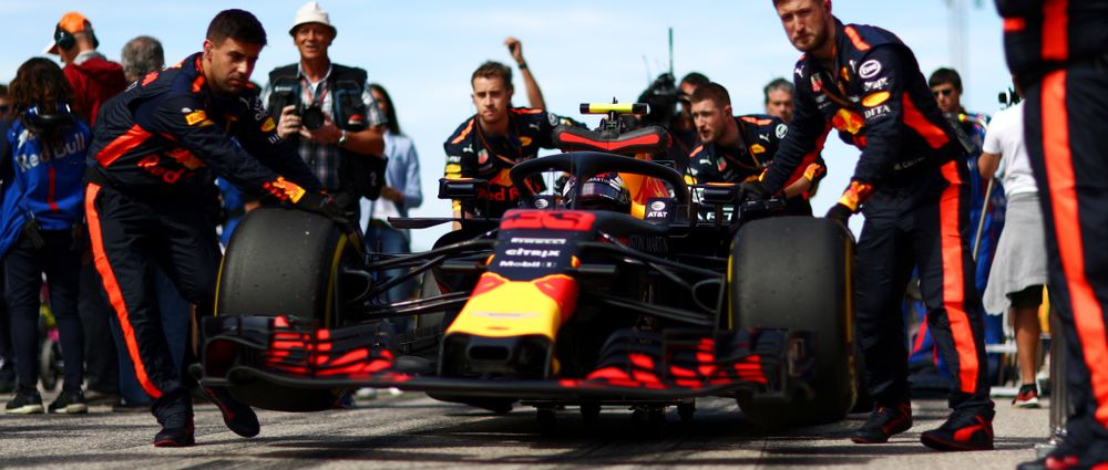 Red Bull Already Thinks It Might Have To Take Tactical Engine Penalties This Season