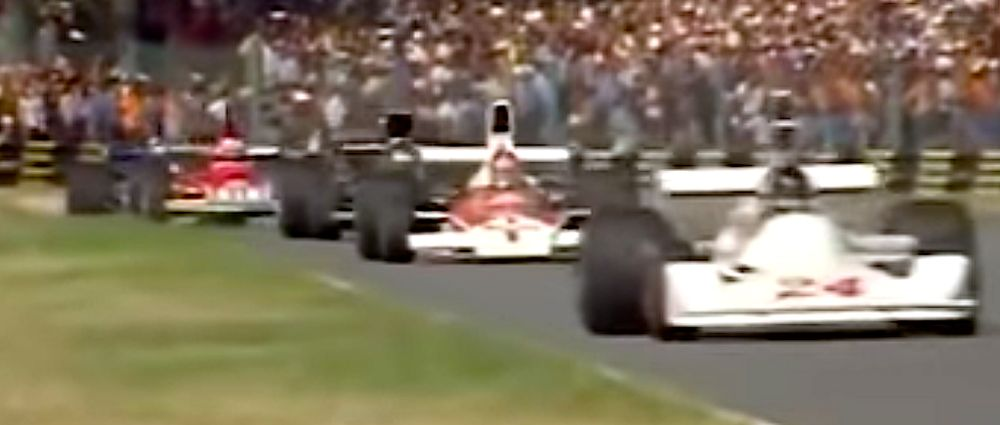 On This Day In F1 - Hunt Spun Away A Chance Of Victory For Hesketh