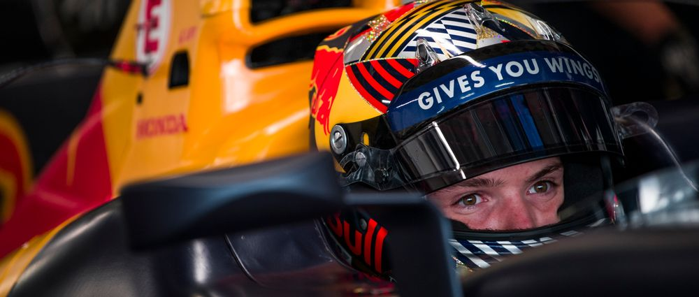 Red Bull Junior Ticktum's Quest For An F1 Super Licence May Have Just Hit A Snag