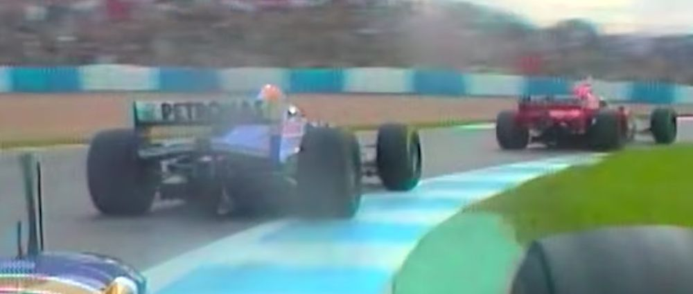 On This Day In F1 - Jerez 1997's Difficult Backmarker Was Born