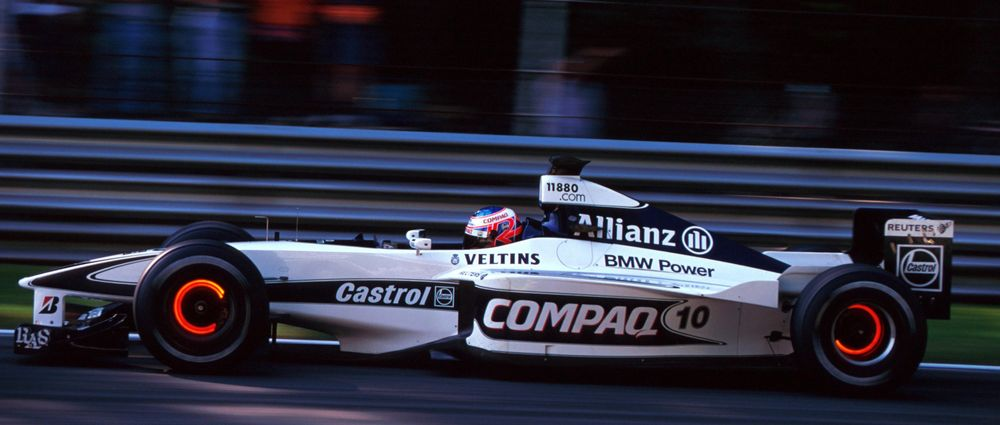 On This Day In F1 - Button Signed For Williams To Become The Youngest British F1 Driver