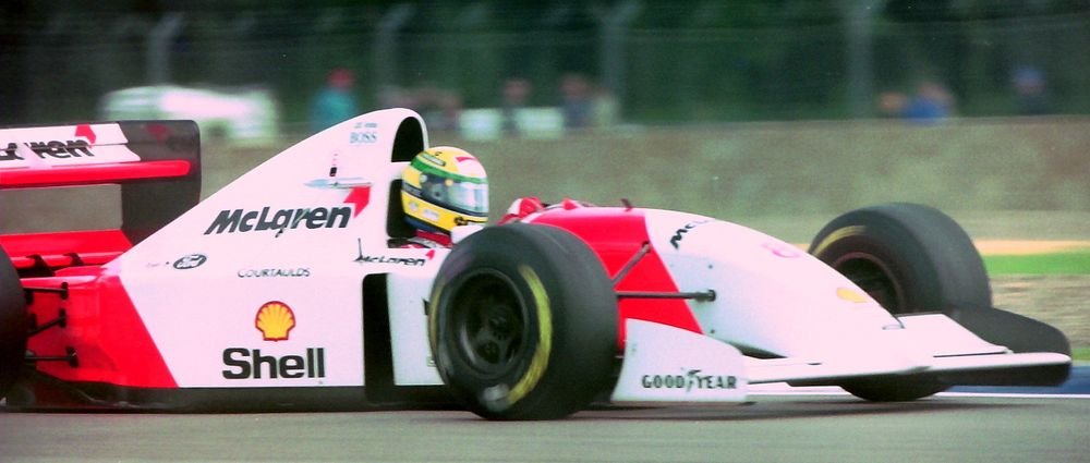 On This Day In F1 - Senna 'Lost' His Seat At McLaren