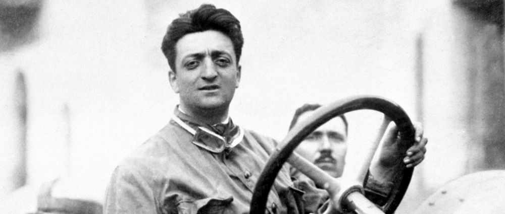 On This Day In F1 - Enzo Ferrari Was Born... Or Was He?