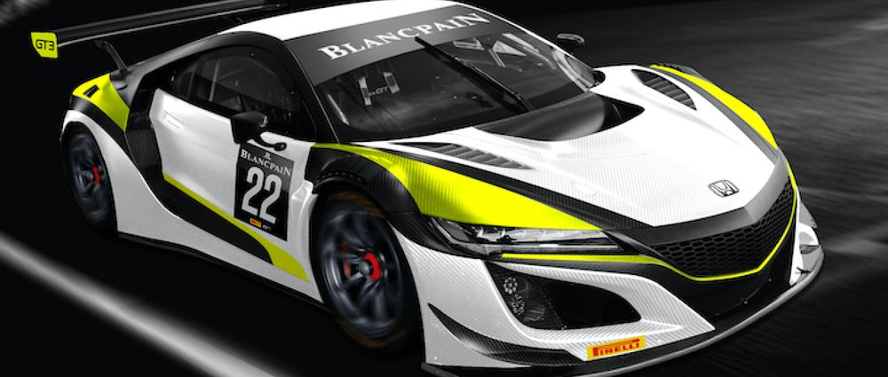 Jenson Button's New GT Team Will Have This Awesome Brawn GP-Inspired Livery
