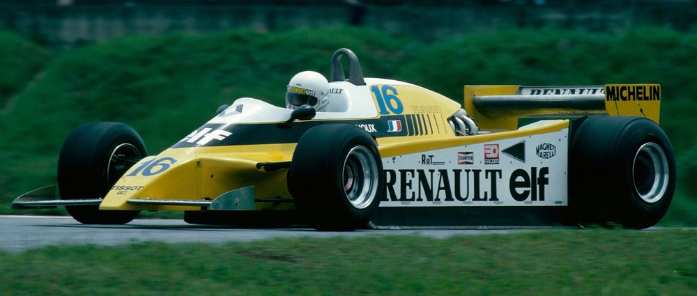 On This Day In F1 - Renault Humiliated Everyone In Qualifying