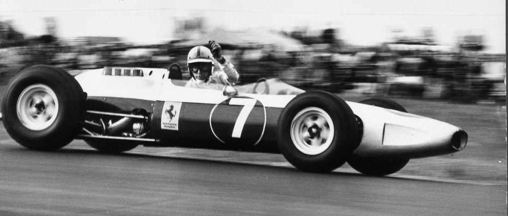 On This Day In F1 - The Man Who Won A Title In A Blue And White Ferrari Was Born