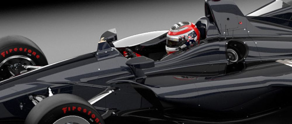 This Wedge Of Titanium Is IndyCar's Alternative To The Halo