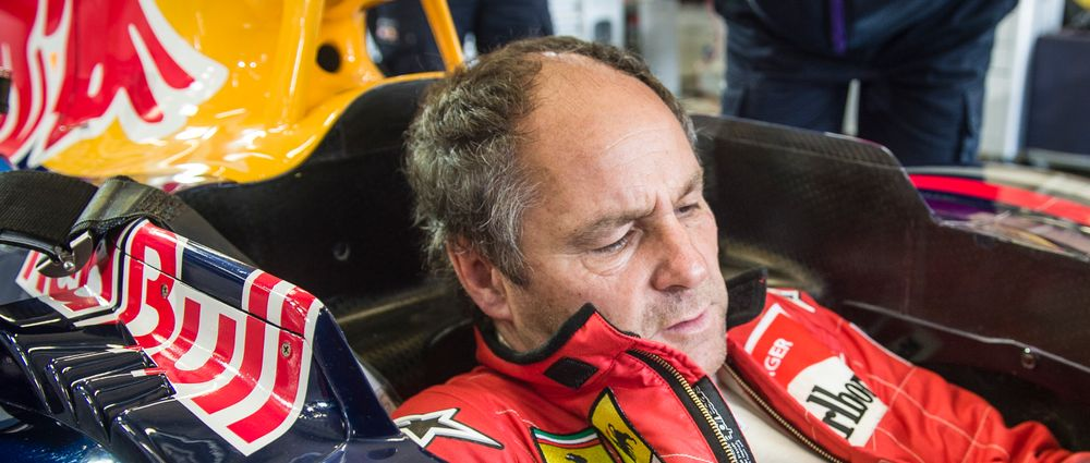 On This Day In F1 - Former F1 Driver Gerhard Berger Bought Half Of Toro Rosso