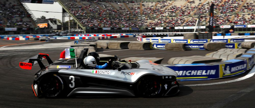 What Was It Like For A Sim Racer To Beat An F1 Driver At The Race Of Champions?