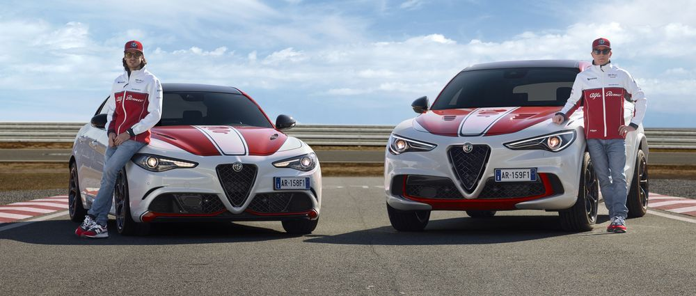 Alfa Romeo Has Launched Some F1-Inspired Road Cars