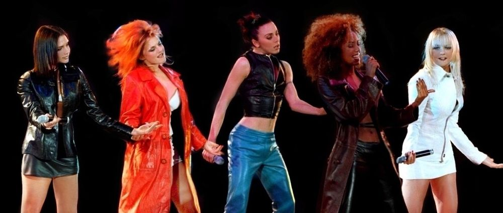 On This Day In F1 - The Spice Girls Helped Launch The New McLaren