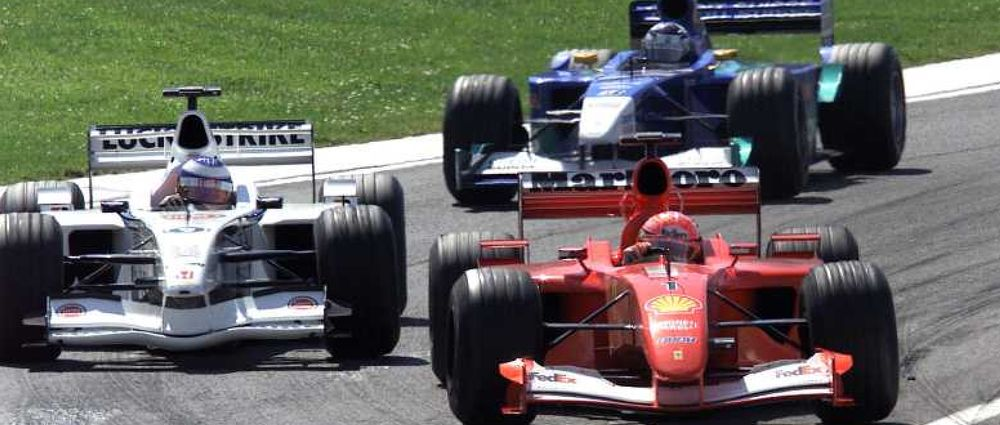 On This Day In F1 - Traction Control Was Made Legal Because It Was Too Hard To Police