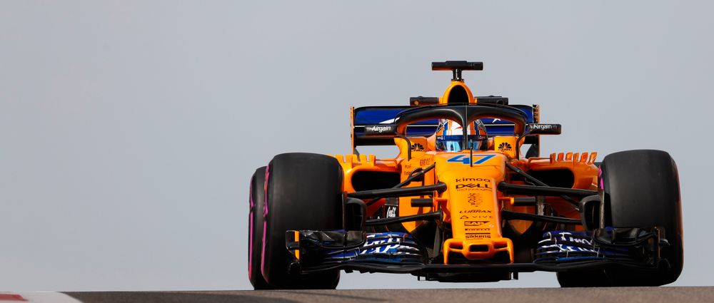 McLaren Has Signed A Sponsorship Deal With Former BAR Owners British American Tobacco