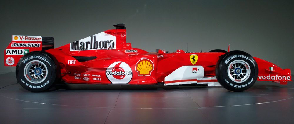 On This Day In F1 - Ferrari Launched Its Worst Car For Over A Decade