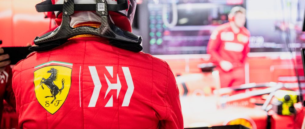 Ferrari Is Reducing Its Mission Winnow Branding Ahead Of The Australian GP