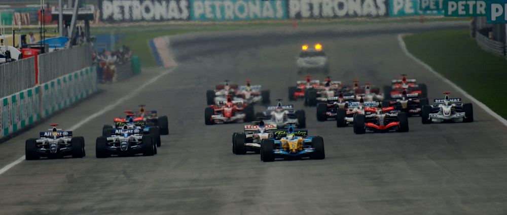 On This Day In F1 - Fisichella Took His Third And Final Win