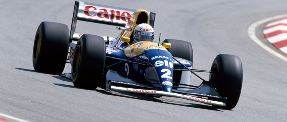 On This Day In F1 - Prost Won His Comeback Race