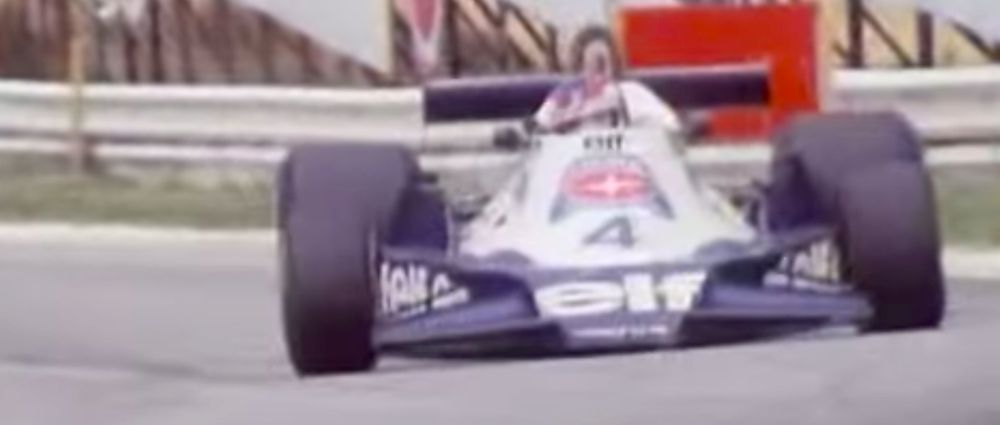 On This Day In F1 - Peterson Denied Depailler On The Last Lap