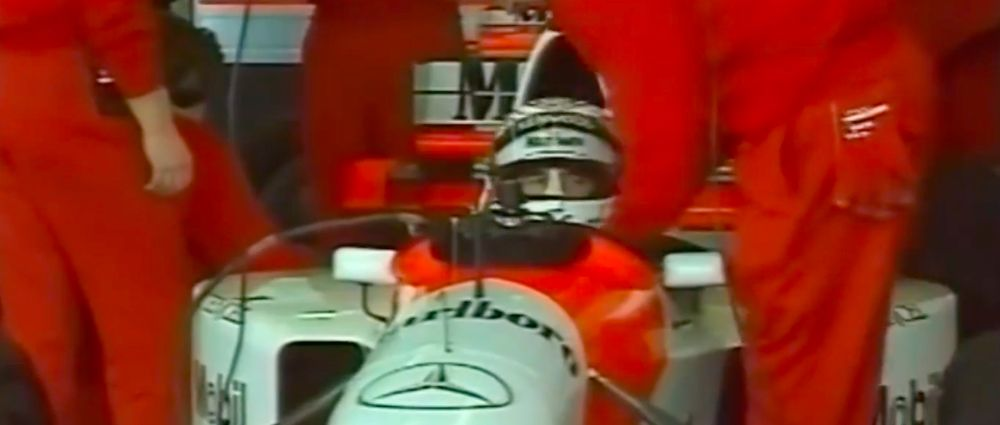 On This Day In F1 - McLaren Announced That Mansell Was Too Big For The Car
