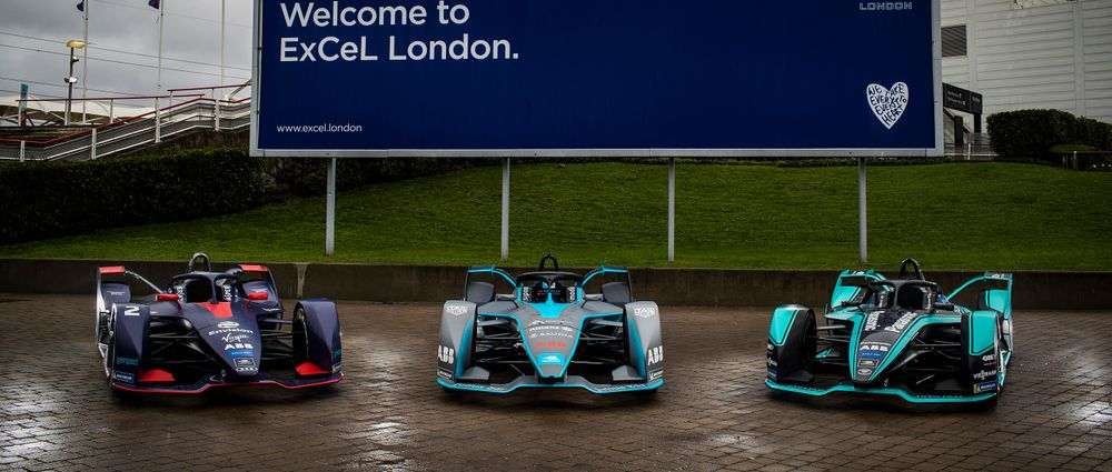 Formula E Is Returning To London With A Track That's Partially Indoors