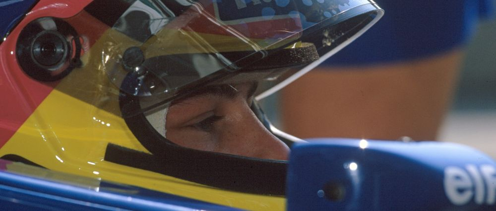On This Day In F1 - Jacques Villeneuve Almost Won On His Debut