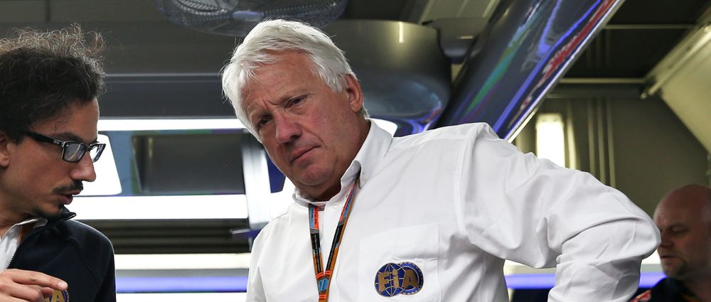 Legendary F1 Race Director Charlie Whiting Has Passed Away