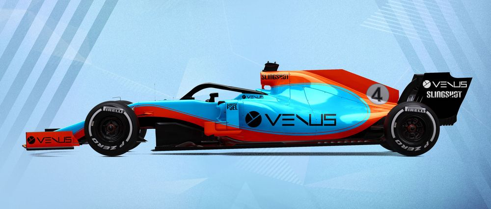 F1 2019 Will Launch In June And Feature An Extra Team With Custom Liveries