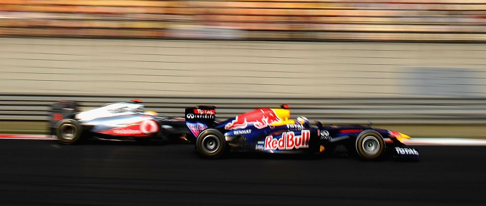 On This Day In F1 - The Chinese GP Played Host To One Of The Most Exciting Races Ever