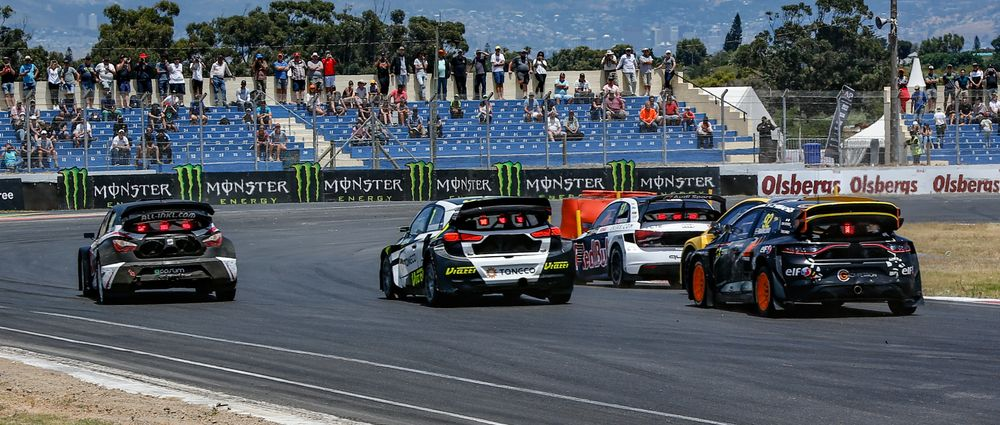 World Rallycross Is Adding A Series For Electric Cars To Its Roster