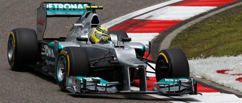 On This Day In F1 - Nico Rosberg Won His First Race